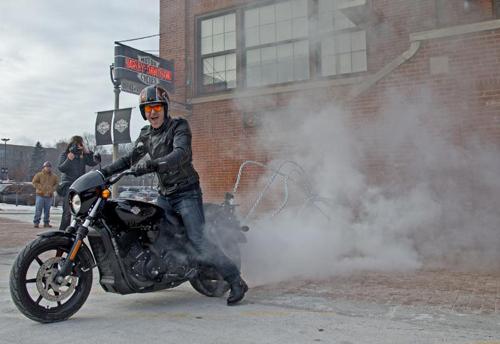 Harley-Davidson historic Milwaukee headquarters